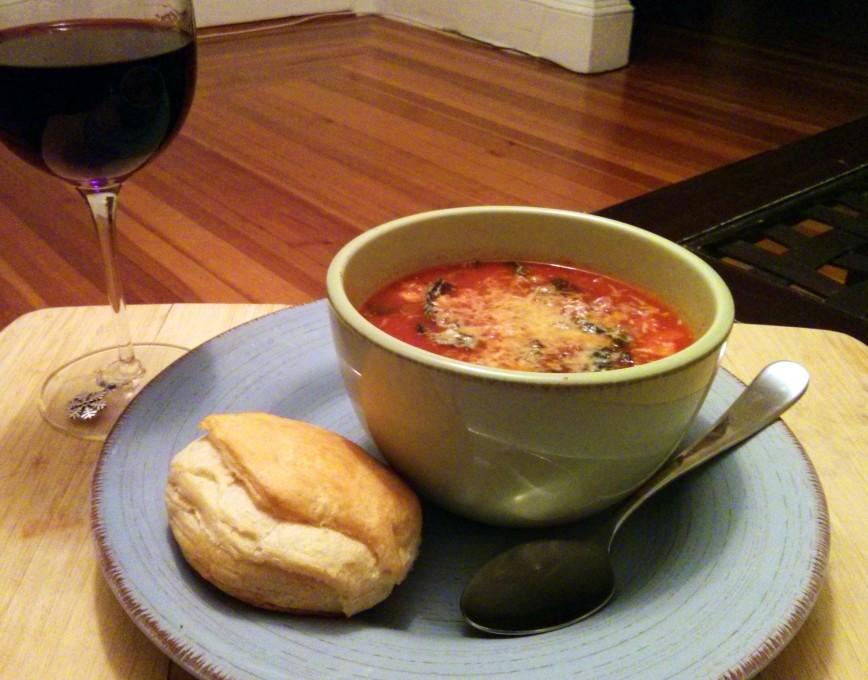 Lentil Sausage And Chard Soup Vegetable Bandits